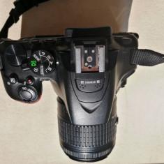 Nikon D5600 + Nikon 18-55 ca noi, garantie, full box