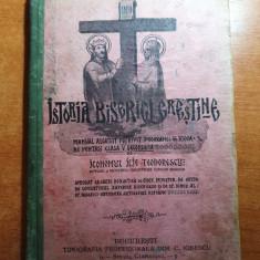 istoria biserici crestine din anul 1914