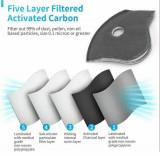 filtre carbon PM2,5 ,10 buc.