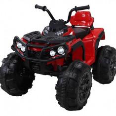 Mini ATV electric Quad Offroad cu Telecomanda STANDARD Rosu
