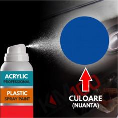 Spray Profesional RAL5002 pentru vopsire elemente din plastic sau metal