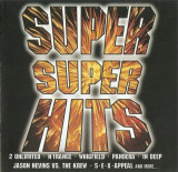 CD Super Super Hits: DJ Priest, N-Trance, In Deep
