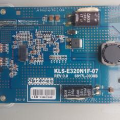 KLS-E320N1F-07 6917L-0038B Backlight LED Driver TOSHIBA 32SL738G