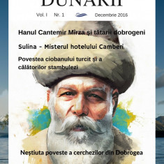 Misterele Dunării nr. 1 (format .pdf)