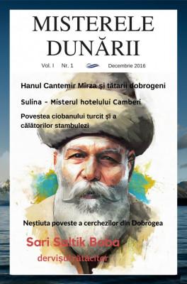 Misterele Dunării nr. 1 (format .pdf) foto
