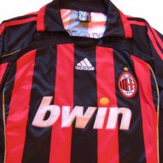 Tricou fotbal - AC MILAN (nr.22 jucatorul KAKA)