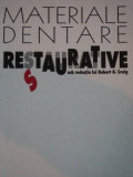 MATERIALE DENTARE RESTAURATIVE SUB REDACTIA LUI ROBERT G. CRAIG