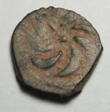 1 Fals,Al-Zahir Sayf al-din Barquq, a II-a domnie, 1390-1399, Sultanatul Mamluk, Asia