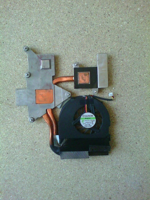 Radiator procesor si video cu ventilator Acer-Aspire-5738-5738G-5738ZG 60.4CG54.003 foto