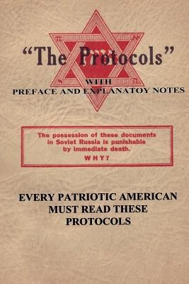 The Protocols: Of the Learned Elders of Zion -The Great in the Small & Antichrist foto