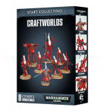 Pachet Miniaturi Warhammer 40k, Games Workshop, Start Collecting Craftworlds