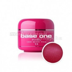 Gel UV Base One Pixel – Very Berry Pink 11, 5g