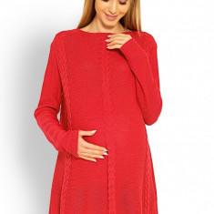 Maternitate pulover model 114572 PeeKaBoo