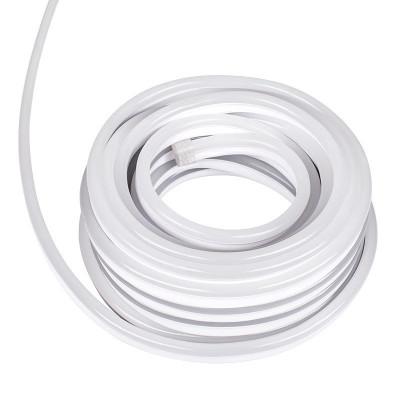 Furtun luminos flexibil tip LED Neon, 10 m, 6.9 W, 3000K alb cald foto