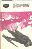 Conditia umana- Andre Malraux BPT316