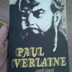 CONFESIUNI – PAUL VERLAINE
