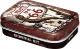 Cutie metalica cu bomboane - Route 66 Desert Survival
