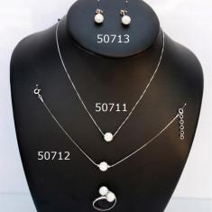 Cercei cu Cristale Swarowski si Argint 925 Cod Produs 1254