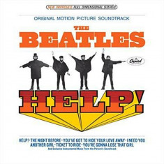 Beatles The Help OST (cd)