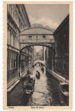 CPIB 16748 CARTE POSTALA - VENETIA VENEZIA. PONTE DEL SOSPIRI. A. SCROCCHI VECHE, Germania, Necirculata, Printata
