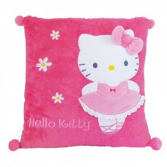 Perna decorativa din plus Copii Soft Hello Kitty Ballerina