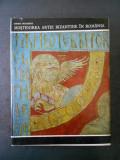 CORINA NICOLESCU - MOSTENIREA ARTEI BIZANTINE IN ROMANIA