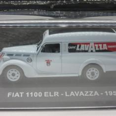 Macheta Fiat 1100 ELR Lavazza Altaya 1:43