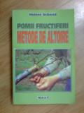 W3 Pomii fructiferi - metode de altoire - Heiner Schmid