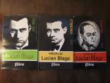 VIATA LUI LUCIAN BLAGA - ION BALU ( 3 VOLUME )