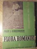 FLORA ROMANIEI-I. SIMIONESCU