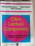 Culegere de exercitii si teme pentru clasa a III-a - Victoria Padureanu, Vasile Molan