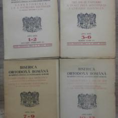Biserica Ortodoxa Romana, buletinul oficial al Patriarhiei/ 1951 an complet