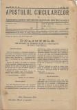 Apostolul circularelor nr 17-18, 1937 Arhiepiscopia Ortodoxa Romana