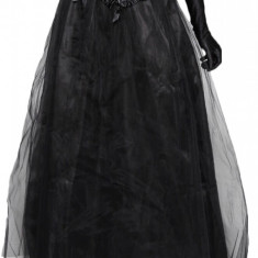 FS70-1 Fusta din tulle, model gothic, S/M