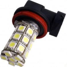 Bec LED H11 27-SMD