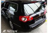 Protectie bara spate Volkswagen Passat B6, 2005-2010, Heko