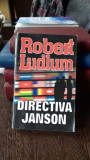 DIRECTIA JANSON - ROBERT LUDLUM