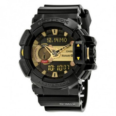 Ceas bărbătesc Casio G-Shock GBA400-1A9CR foto