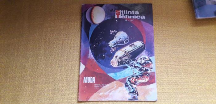 Revista Stiinta si Tehnica Nr. 10 - 1967