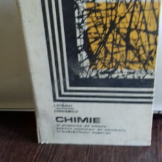 CHIMIE SI PROBLEME DE CHIMIE PENTRU CONCURSUL DE ADMITERE IN INVATAMANTUL SUPERIOR - I. Risavi, I. Ionescu