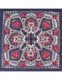 Batic dama de vara Pami bumbac, D1117-347A-5, Multicolor
