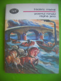 HOPCT  POEMUL RONULUI REGINA JANO-FREDERIC MISTRAL-BPT 1988 -272  PAGINI, Zaharia Stancu