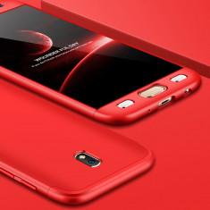 Husa Samsung Galaxy J5 2017 - GKK Protectie 360° Rosie