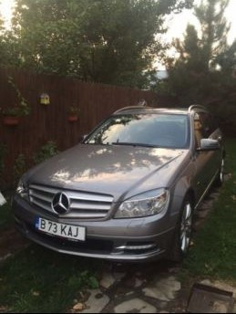 Mercedes Benz C 250 CDI 4MATIC