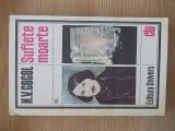 NV GOGOL-SUFLETE MOARTE-1987-R5A