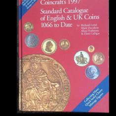 Catalog Numismatic  Coincraft's Standard 1066-1997, Londra 1997.