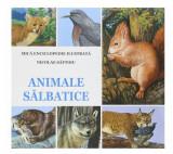 Animale salbatice - Mica enciclopedie ilustrata | Nicolae Saftoiu
