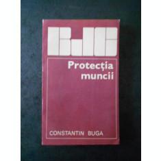 CONSTANTIN BUGA - PROTECTIA MUNCII