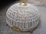 Impozantă plafoniera in stilul francez Empire