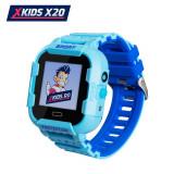 Cumpara ieftin Ceas Smartwatch Pentru Copii Xkids X20 cu Functie Telefon, Meniu in romana, Localizare GPS, Apel monitorizare, Camera, Pedometru, SOS, IP54, Incarcare